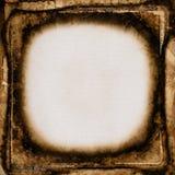 Marco de la foto de la vendimia de Grunge Fotografía de archivo libre de regalías