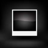 Marco de la foto Vector Fotografía de archivo libre de regalías