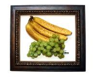 Marco de la fruta Fotografía de archivo libre de regalías