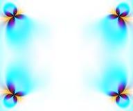 Marco de la mariposa Imagen de archivo libre de regalías