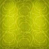Marco de la materia textil en estilo de la vendimia Fotografía de archivo