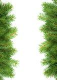 Marco de la Navidad Foto de archivo libre de regalías