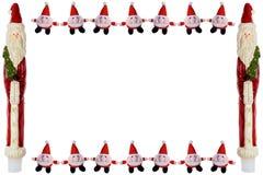 Marco de la Navidad. Imagen de archivo libre de regalías