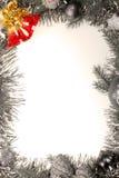 Marco de la Navidad Imagen de archivo
