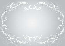 Marco de la vendimia. fondo ilustración del vector