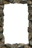 Marco de las rocas Fotos de archivo libres de regalías