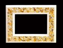 Marco de los Seashells imagen de archivo libre de regalías