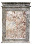 Marco de mármol imágenes de archivo libres de regalías