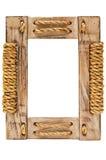 Marco de madera. Fotos de archivo