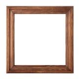 Marco de madera. imagen de archivo libre de regalías