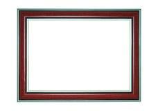 Marco de madera Imágenes de archivo libres de regalías