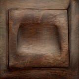 Marco de madera de la textura Fotografía de archivo