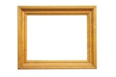 Marco de madera grande imagenes de archivo