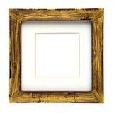 Marco de madera natural fotos de archivo libres de regalías
