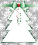 Marco de Navidad Foto de archivo libre de regalías