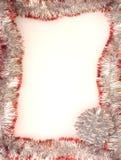 Marco de Navidad Imágenes de archivo libres de regalías