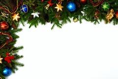 Marco de Navidad Imagen de archivo