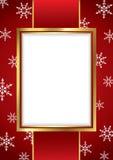 Marco de oro Fotografía de archivo libre de regalías