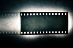 Marco de película imagenes de archivo