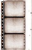 Marco de película de Grunge Fotografía de archivo libre de regalías
