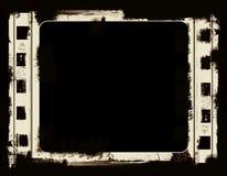 Marco de película de Grunge Imagenes de archivo