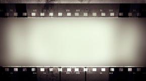 Marco de película del Grunge con el espacio para el texto o la imagen Fotografía de archivo libre de regalías