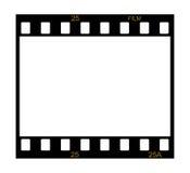 Marco de película en blanco Foto de archivo libre de regalías