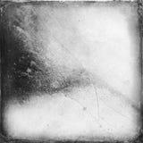 Marco de película medio del formato con el grano Imagen de archivo