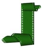 Marco de películas abstracto de la diapositiva imagen de archivo libre de regalías