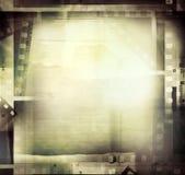 Marco de película Imagen de archivo libre de regalías
