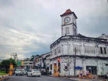 Marco de Phuket Fotografia de Stock Royalty Free
