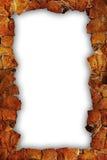 Marco de piedra imagen de archivo libre de regalías