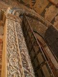 Marco de puerta adornado en Plaza Roja Foto de archivo libre de regalías