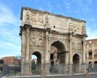 Marco de Roma, Italy imagem de stock