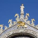 Marco de San em Veneza Fotografia de Stock