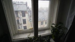 Marco de ventana lamentable metrajes