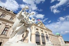 Marco de Viena fotografia de stock royalty free