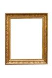 Marco decorativo del rectángulo Imágenes de archivo libres de regalías