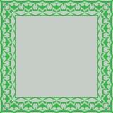 Marco decorativo Vector Imagen de archivo libre de regalías