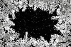 Marco del Año Nuevo Fotos de archivo libres de regalías