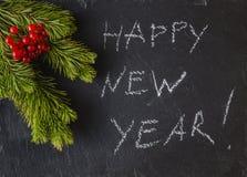 Marco del Año Nuevo Imagen de archivo