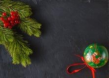 Marco del Año Nuevo Foto de archivo libre de regalías