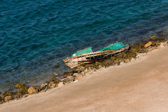 Marco del barco Imagenes de archivo