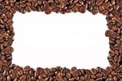 Marco del café Fotos de archivo