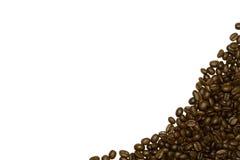 Marco del café Imágenes de archivo libres de regalías