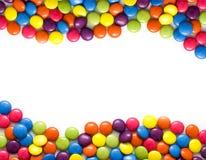 Marco del caramelo Imagen de archivo libre de regalías