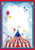 Marco del circo Foto de archivo