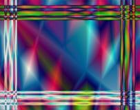 Marco del color stock de ilustración