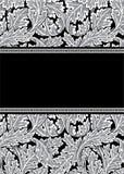 Marco del damasco Fotografía de archivo libre de regalías