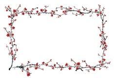 Marco del dulce de invierno Imágenes de archivo libres de regalías